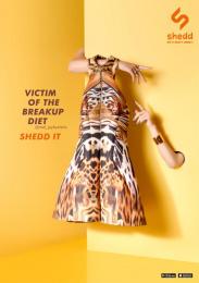 Shedd: JOY HYSTERIC PRINT 2 Print Ad by Grey Melbourne, Velvet