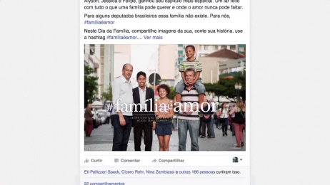 Dignidade: Family is Love Case study by Master Comunicacao