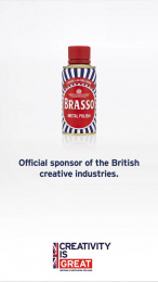Brasso: Print, 2 Print Ad by M&C Saatchi London