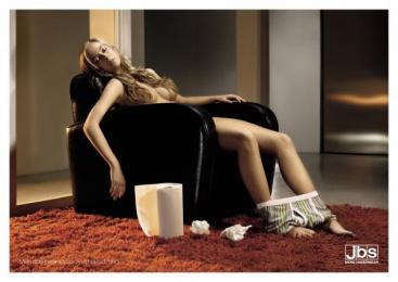 Jbs Underwear: MASTURBATION Print Ad by ... & Co.