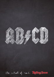 Rolling Stone Magazine: School of Rock Print Ad by DLV BBDO Milan