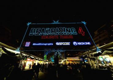Dead Rising 4: Dead Rising  Outdoor Advert by McCann London, Project Helix