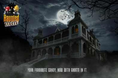 M&M's: Haunted M&M'S, 4 Design & Branding by Colenso BBDO Auckland, Flare