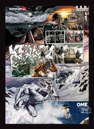 Quiksilver: TRAVIS RICE SNOWBOARDING Print Ad by Halbye Kaag J. Walter Thompson Copenhagen