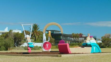 YMCA: Ymca Playnasium [image] 2 Outdoor Advert by McCann Erickson Melbourne