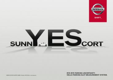 Nissan Micra: SUNNY / ESCORT Print Ad by TBWA\ Dusseldorf