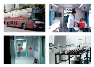Indian Red Cross Society: Blood Banking [image] 5 Digital Advert by J. Walter Thompson Mumbai