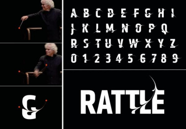 London Symphony Orchestra: Visual Identity Conducted By Sir Simon Rattle [image] 3 Design & Branding by The Partners