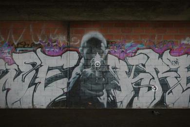 BETC: Graffiti General, 3 Outdoor Advert by BETC, Circus