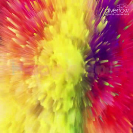 Facebook: More Together - Happy Holi from Facebook - Augmented Reality Filter Digital Advert by AliveNow