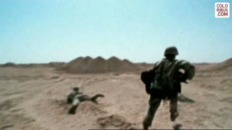 Support For Children In War Countries: WAR IN REVERSE Film by Hello