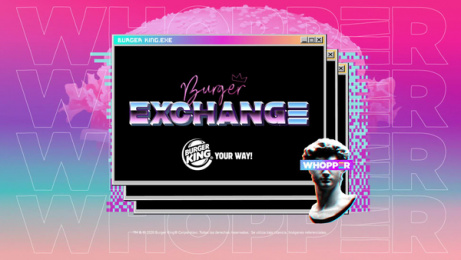 Burger King: Burger Exchange Film by Wolf BCPP