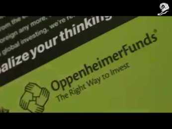 Oppenheimerfunds: GLOBALIZE YOUR THINKING Promo / PR Ad by Euro Rscg New York