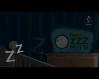 Pampers: ZZZ RADIO [video] Radio ad by Ace Saatchi & Saatchi Makati