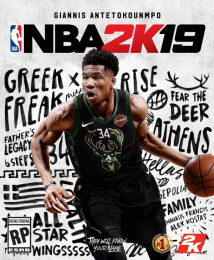 Xbox: NBA 2K19 Print Ad by Butler, Shine, Stern & Partners San-Francisco