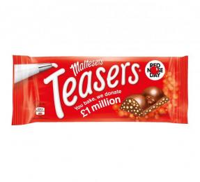 Maltesers: Teaser Block Design & Branding
