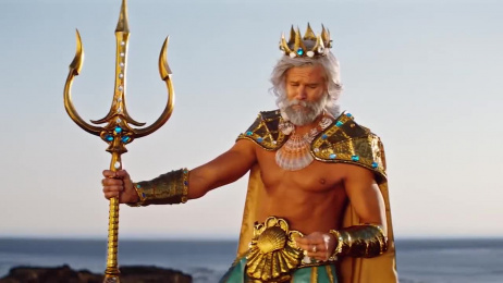 Gorton's Seafood: Poseidon, Anything Film by Connelly Partners, Hungry Man