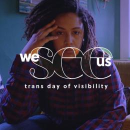 Trans Lifeline: #WeSeeUs, 1 Digital Advert by Leo Burnett USA