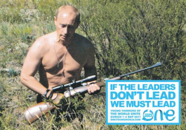 One Young World: Russia Print Ad by Euro Rscg Zurich