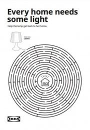 "IKEA: IKEA ""Stay Home"" Catalog - Family Boredom Solutions, 13 Print Ad by McCann Tel Aviv"