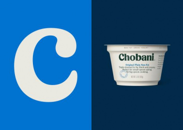 Chobani: CHOBANI DISPLAY, 10 Design & Branding by Team collaboration
