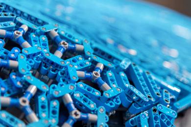 LEGO: Build for Real, 1 Print Ad by Lego Digital Marketing