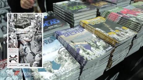 Hyundai: The Walking Dead Chop Shop Comic Book Prints Case study by Initiative, Innocean USA