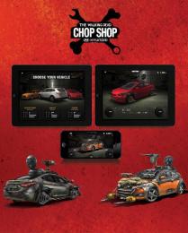 Hyundai: The Walking Dead Chop Shop, 2 Digital Advert by Initiative, Innocean USA