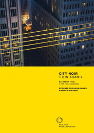 Berliner Philharmonie: Urban Melodies Print Ad by Scholz & Friends Hamburg
