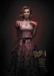 NYC Botanics: Satanic Stepford Wife Print Ad by GSW Healthcare