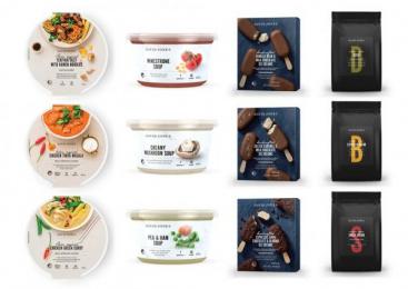 David Jones: Building a Foods Brand, 10 Design & Branding by Woolworths Agency