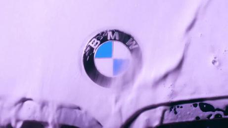 BMW: ASMR Calm Wash Film by Goodby Silverstein & Partners San Francisco