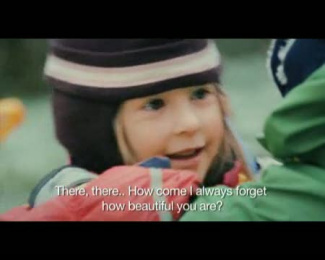 The Fragile Chilhood organization: Voice for a child Film by Euro Rscg Helsinki, Kennel