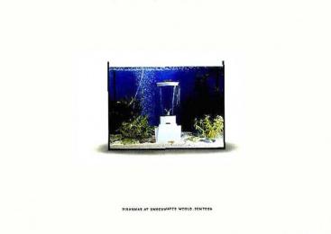 Underwater World: BLENDER Print Ad by Dmb&b