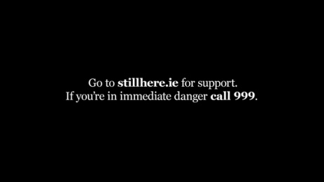 Ireland's Department of Justice and Equality: StillHere Film by Cawley Nea\TBWA Dublin, Fiona Howard