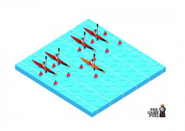Gatorade: Canoeing Print Ad by Zink Project