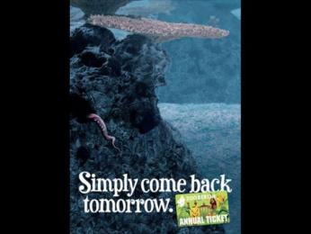 Zoologischer Garten Berlin: Octopus Outdoor Advert by Scholz & Friends Berlin
