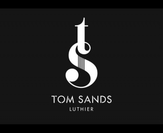 TOM SANDS: ON SONG FOR LUTHIER CRAFTSMAN, 1 Design & Branding by Elmwood