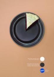 Pillsbury Pizza Pops: Literal Graphs 6 Print Ad by Y&R Johannesburg