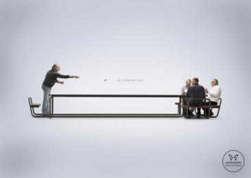 Federópticos: Mus Print Ad by Y&R Labstore Madrid