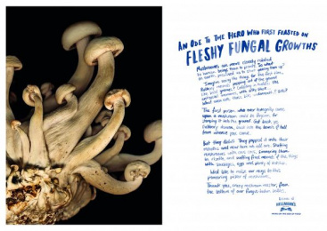 Hellmann's: Fleshy Fungal Growths Print Ad by Ogilvy & Mather London