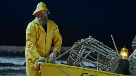 Gorton's Seafood: Castaway, Seagull Film by Connelly Partners, Hungry Man