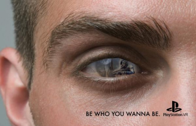 Sony Playstation: Be Who You Wanna Be, 3 Print Ad by S.I. Newhouse School of Public Communications Syracuse New York