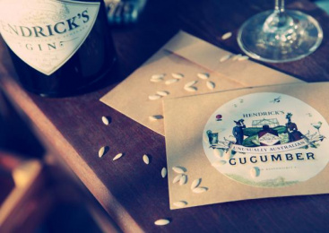 Hendrick's: Australian Cucumber Seeds Digital Advert by Lavender*