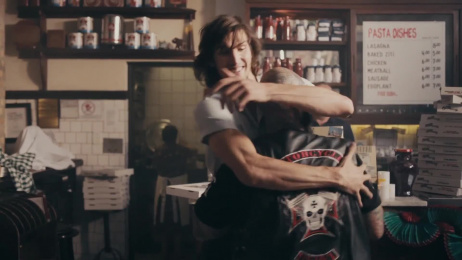 Axe: Nicknames - Tommy Hugs Film by Landia, Ponce Buenos Aires