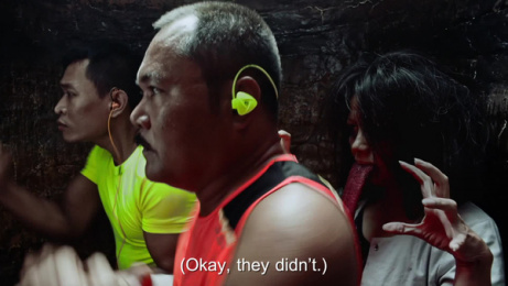 Major Cineplex Group: Turn off the mobile phone: Ogress Film by Leo Burnett Bangkok, Mum Films