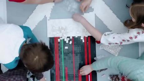 Lego Ethnics: Play Folklore Digital Advert by FCB Bucharest