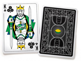 Sprite: Sprite LeBron Poster Print Ad by Turner Duckworth London