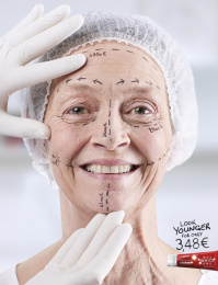Colgate: Surgery, 2 Print Ad by Red Fuse