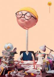 Chupa Chups: Homework Print Ad by Cheil Hong Kong